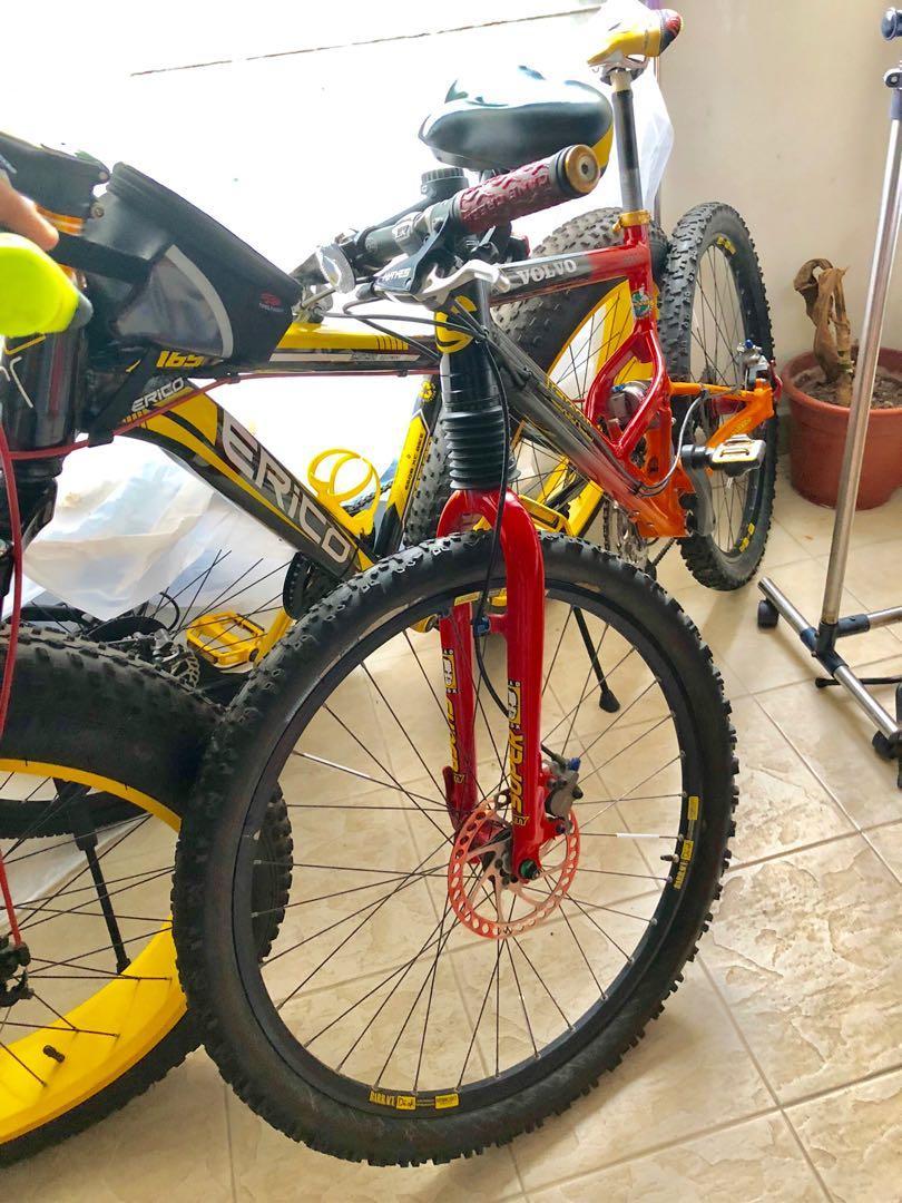Cannondale Mountain Bike Handmade USA, Bicycles & PMDs