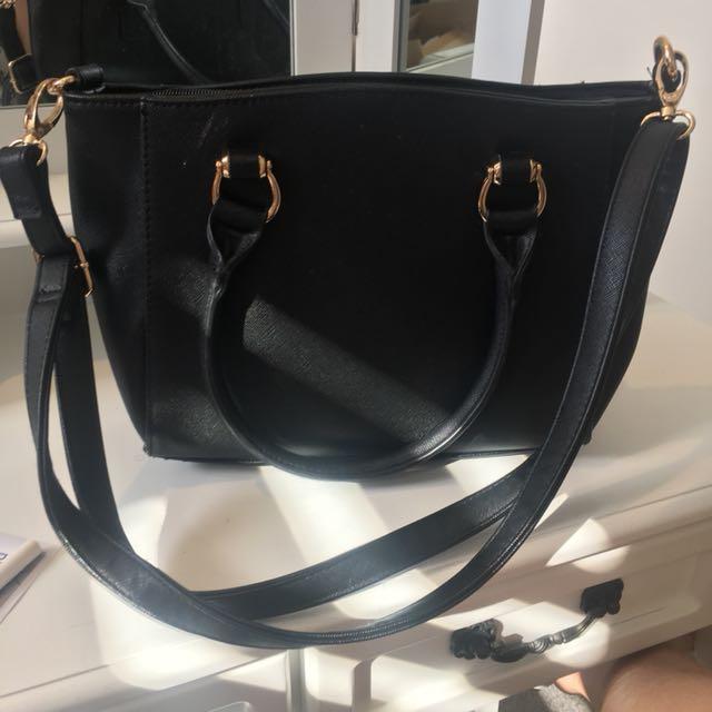 Colette Black Bag