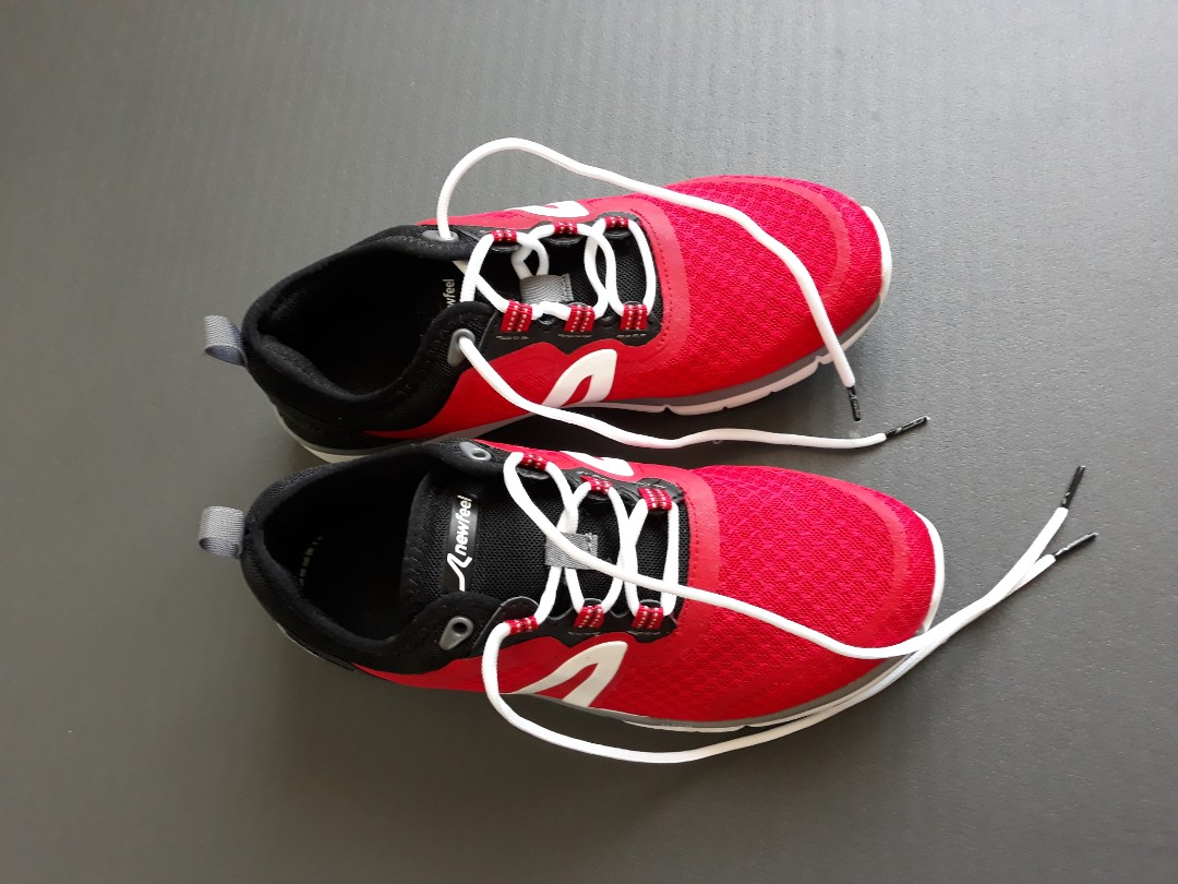 a79183fd165 Sports Shoes Decathlon Newfeel Size UK7, Sports, Athletic & Sports Clothing  on Carousell