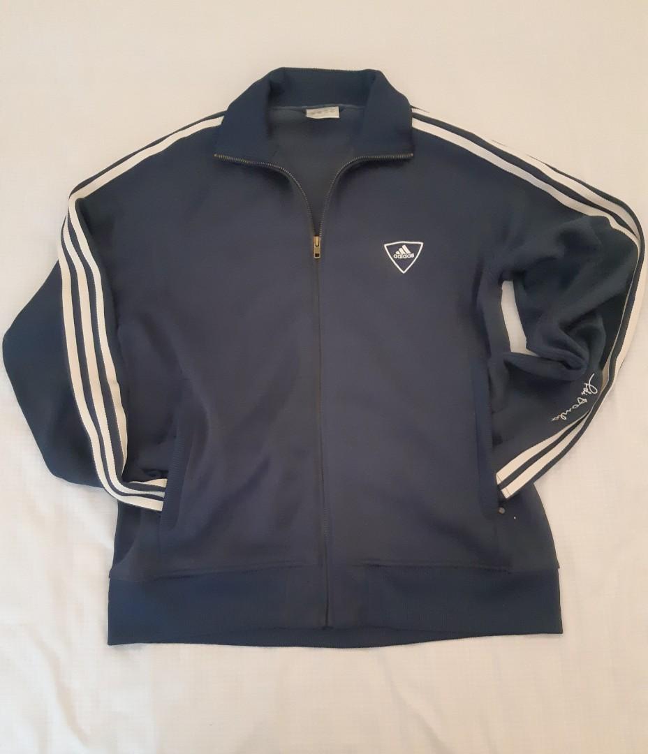 eb7dc07d286d EDI DONLER Adidas Jacket 100  Authentic!