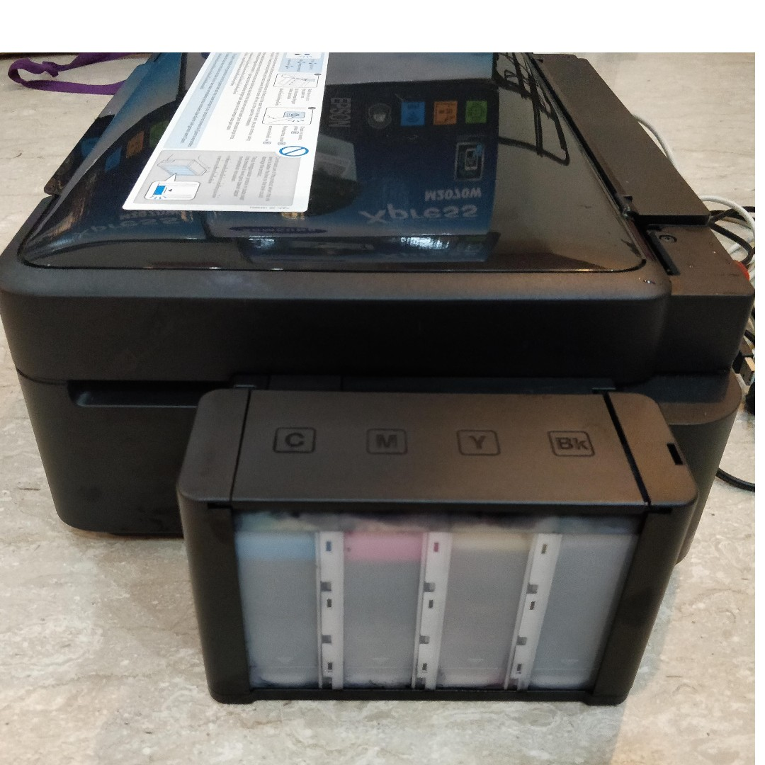 Epson L355 Multifunctional Colour Printer, Electronics