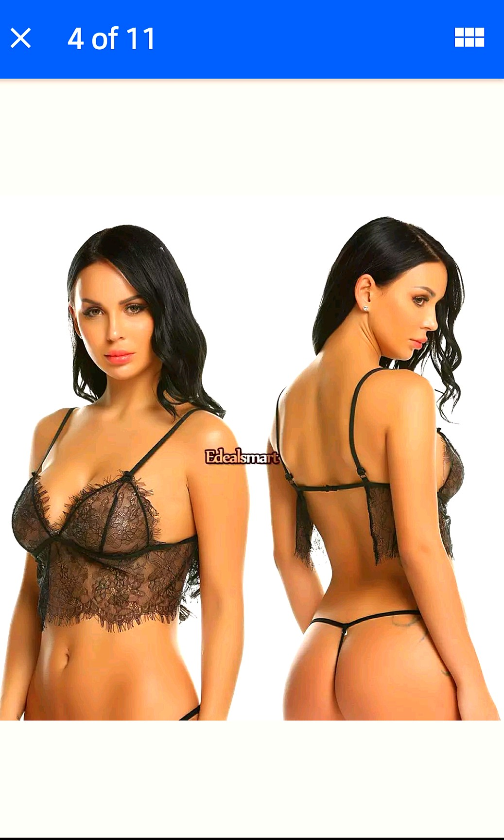 1bc709dfb906 Free NM**Ladies Sexy/Lace Lingerie Underwear Babydoll Dresses ...