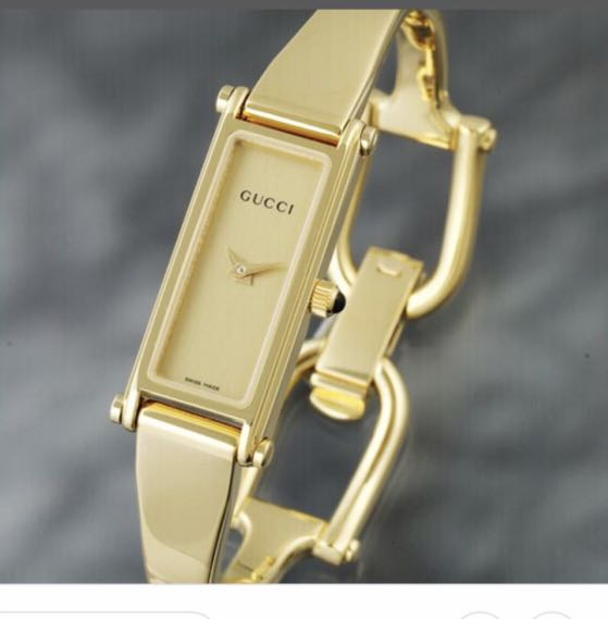 592233b9ea4 Gucci 1500 Bangle watch