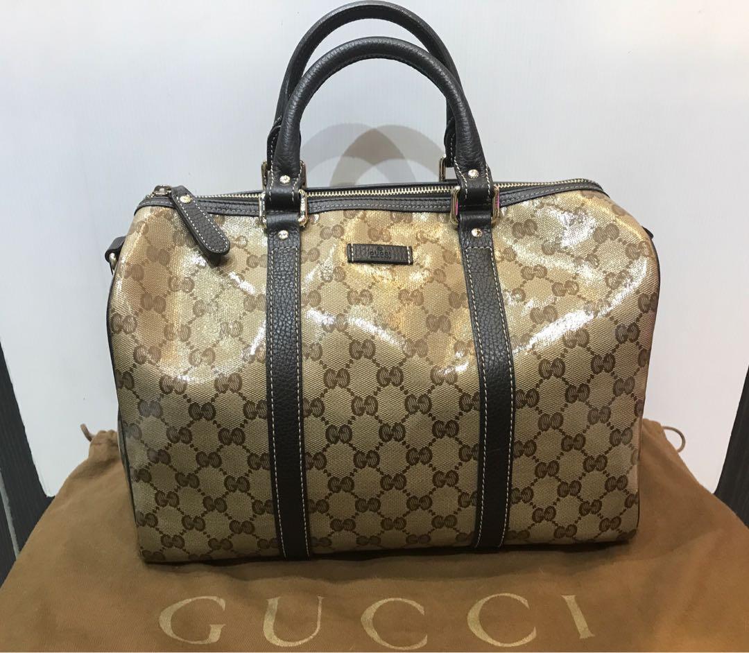 5e98503a4e3 Gucci Boston Bag