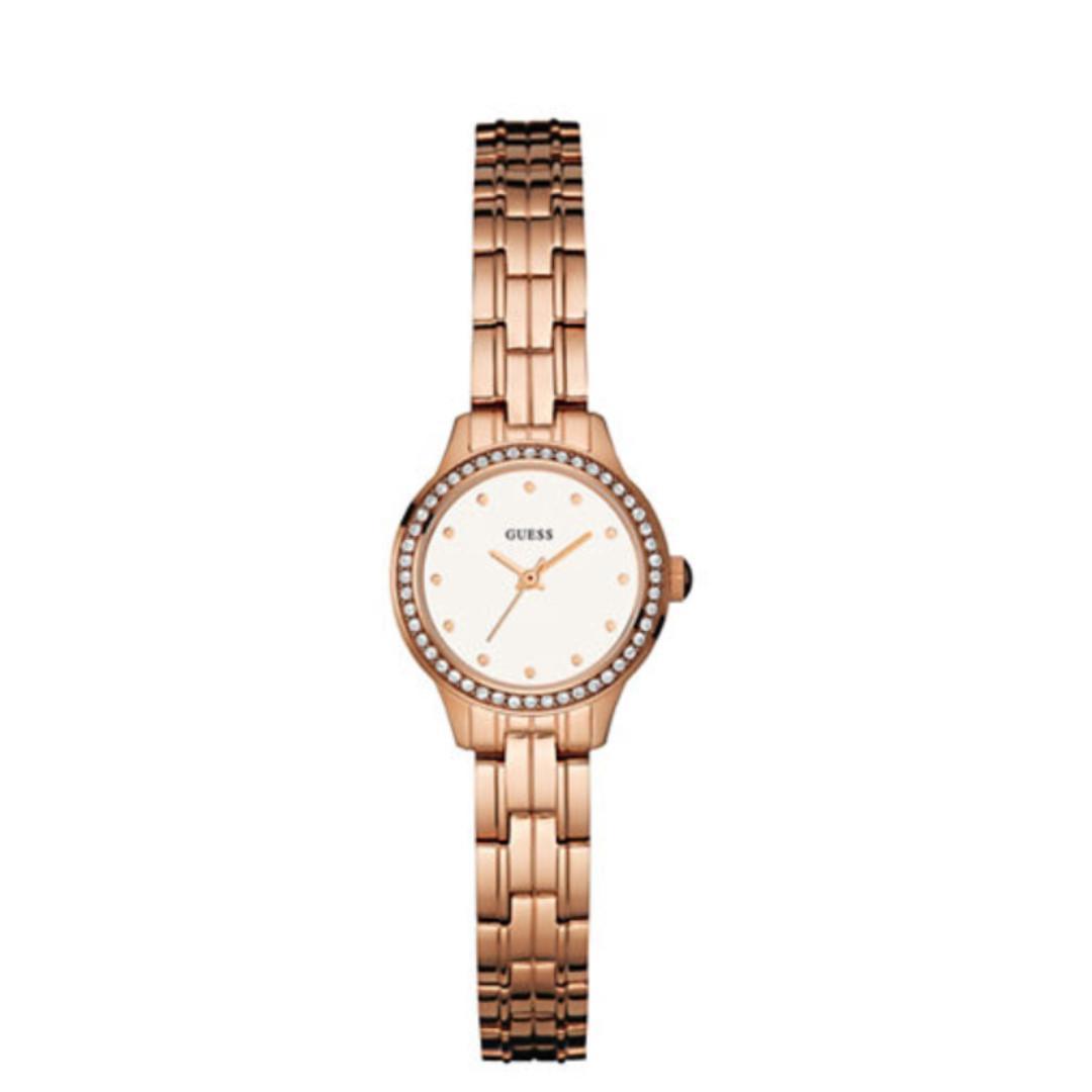 GUESS Rose Gold Women's Petite Watch
