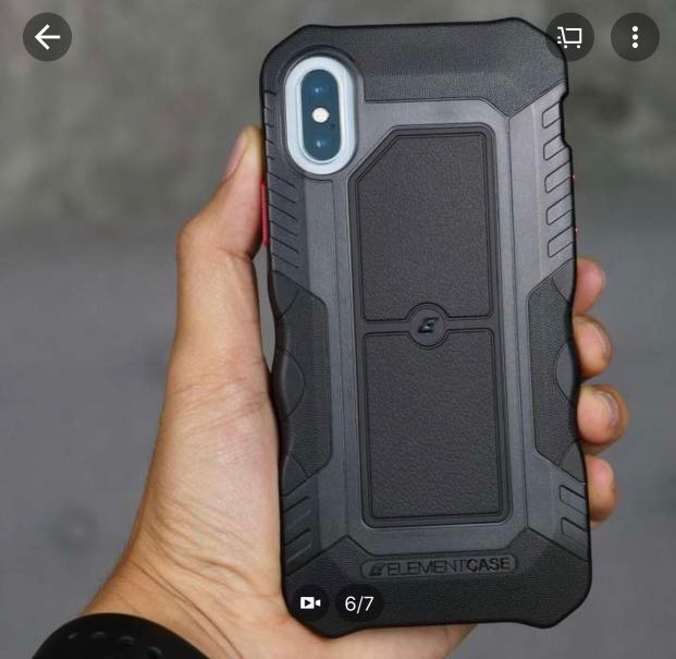 purchase cheap ff3df 8f9ed IPhone X / XS Element RECON case