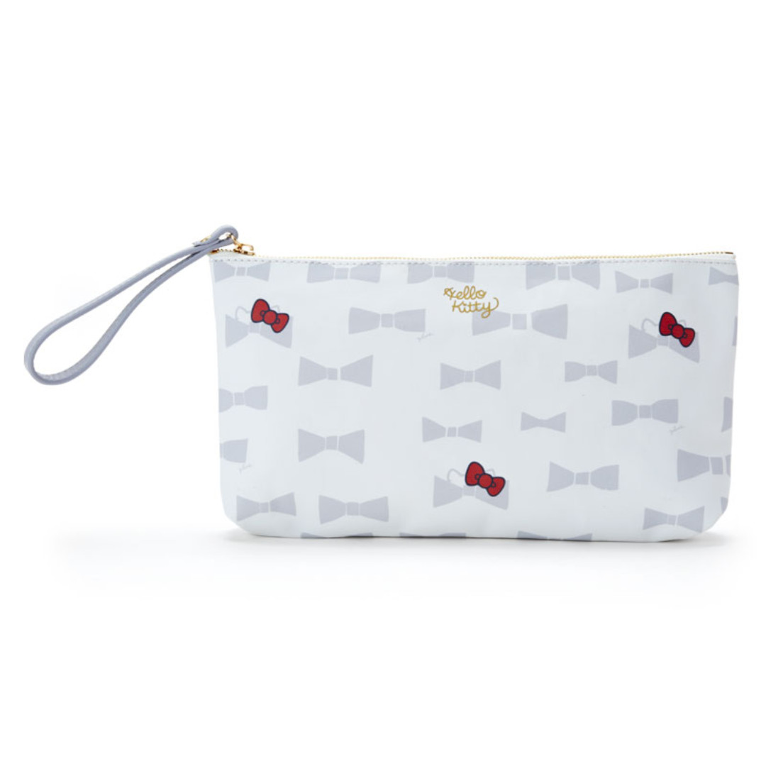8c37ad2a5 Japan Sanrio Hello Kitty Clutch Bag (Plune) Ivory, Women's Fashion ...