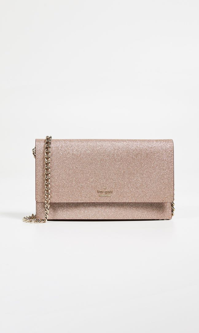 2c2a4e8cb03 Kate Spade Rose Gold Crossbody Bag