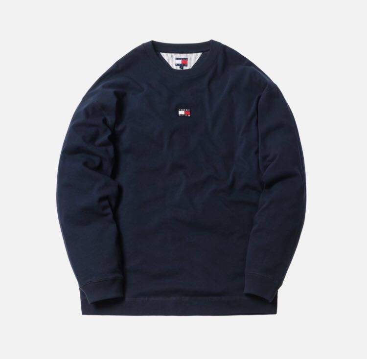 acc09432b Kith x Tommy Hilfiger Long Sleeve, Men's Fashion, Clothes, Tops on ...