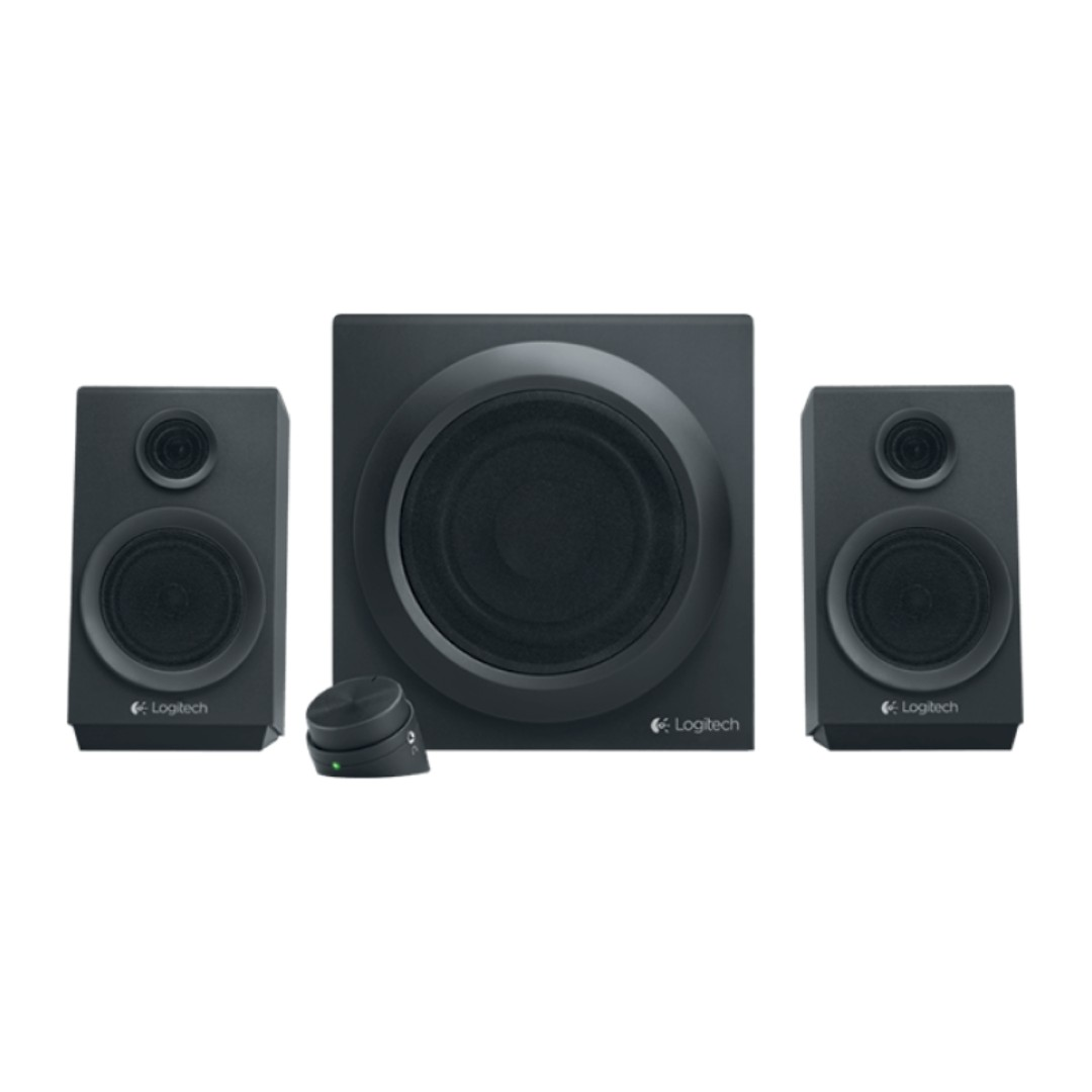 Logitech Z333 21 80W SPEAKER SYSTEM WITH SUBWOOFER Electronics