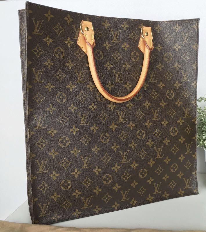114963c1f80ca Louis Vuitton Monogram Sac Plat