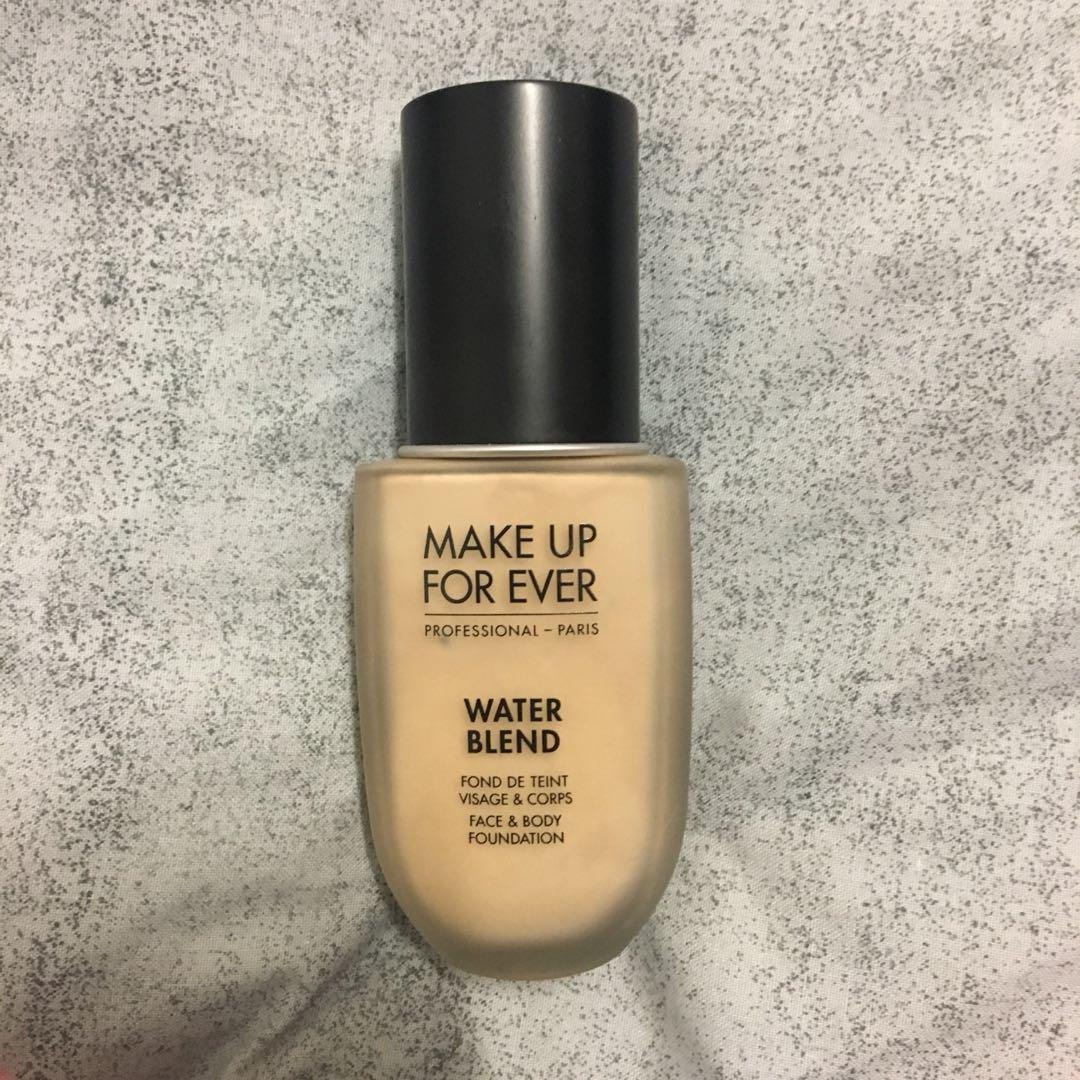 "Make Up For Ever water blend foundation - shade ""Y225"""