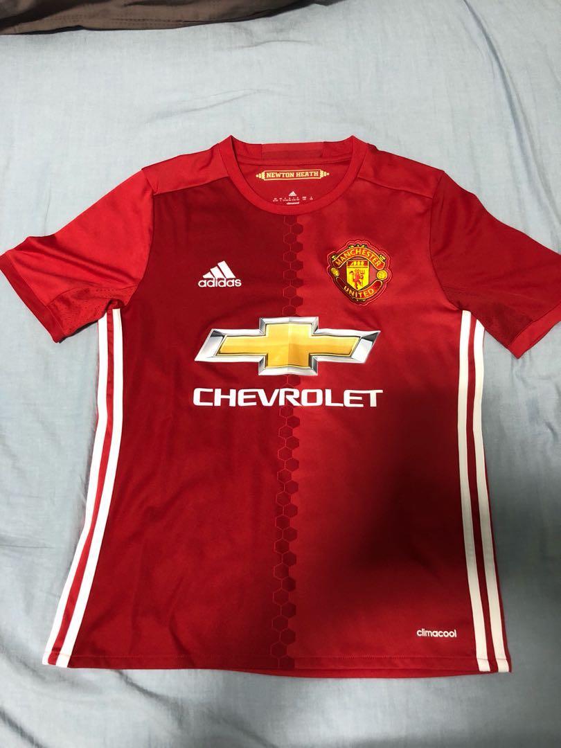 da39dfd43 Manchester United Jersey