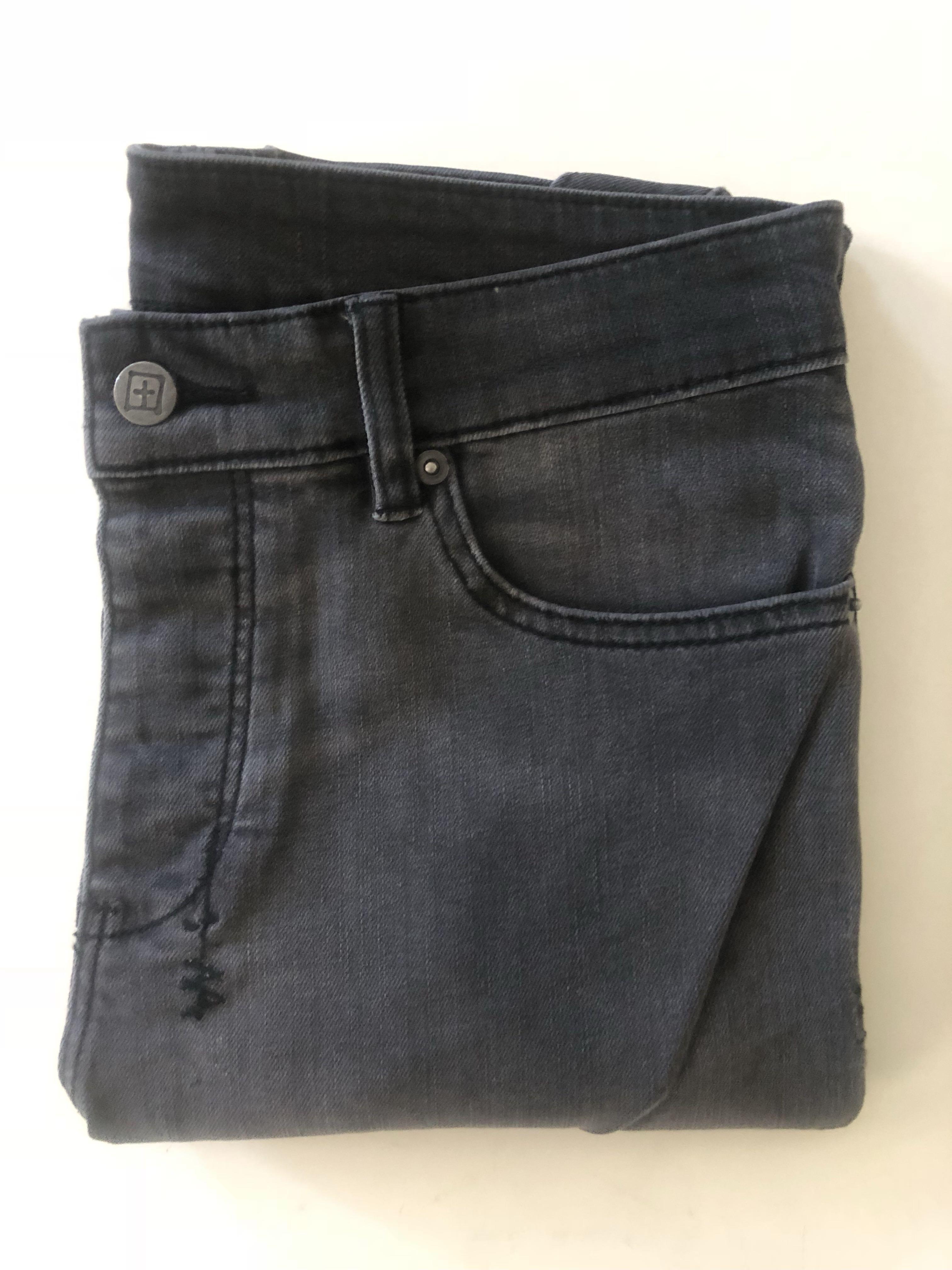Men's Black Ksubi Jeans - Brand New Without Tag Size 32