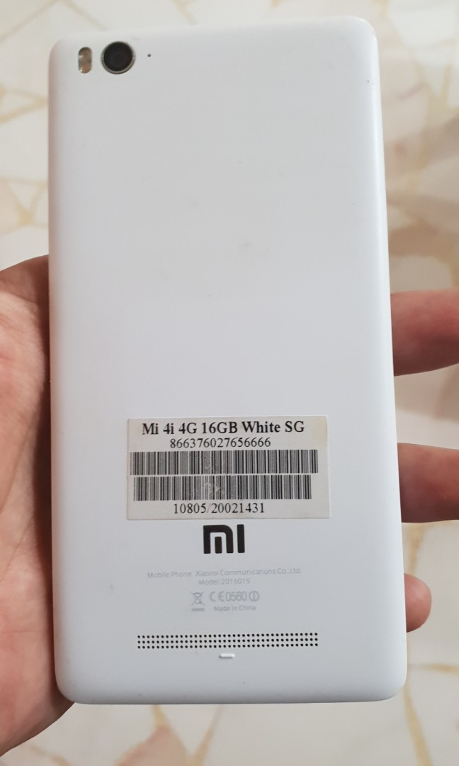 Mi 4i android phone