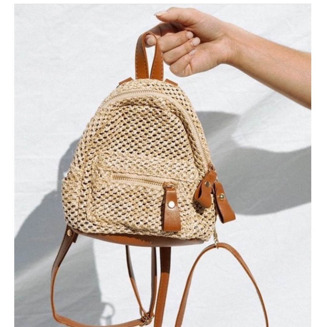 Sabo Skirt Micro Backpack