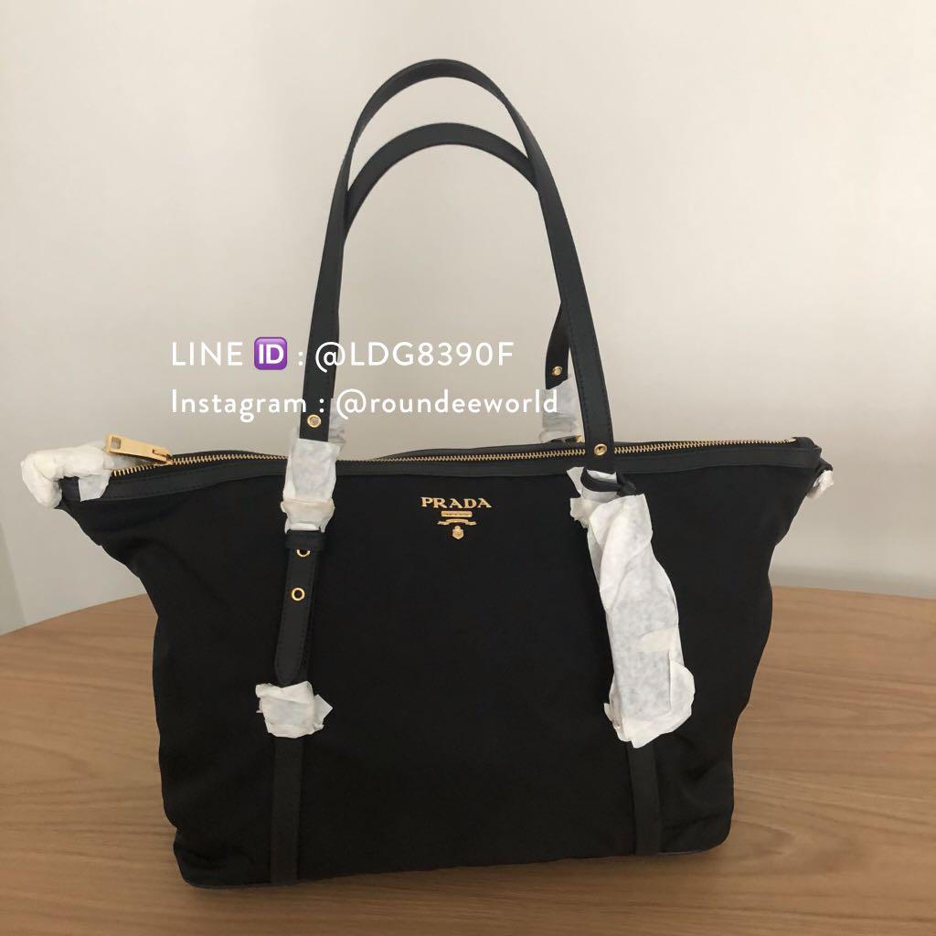 7748eb3c78ba czech prada tessuto saffiano shopping tote 1bg253 luxury bags wallets  handbags on carousell c3275 3afe6