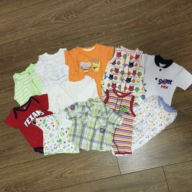 545c8dc6d Preloved Bundle Baby Clothes inc Mothercare ( Newborn - 3 Months ...
