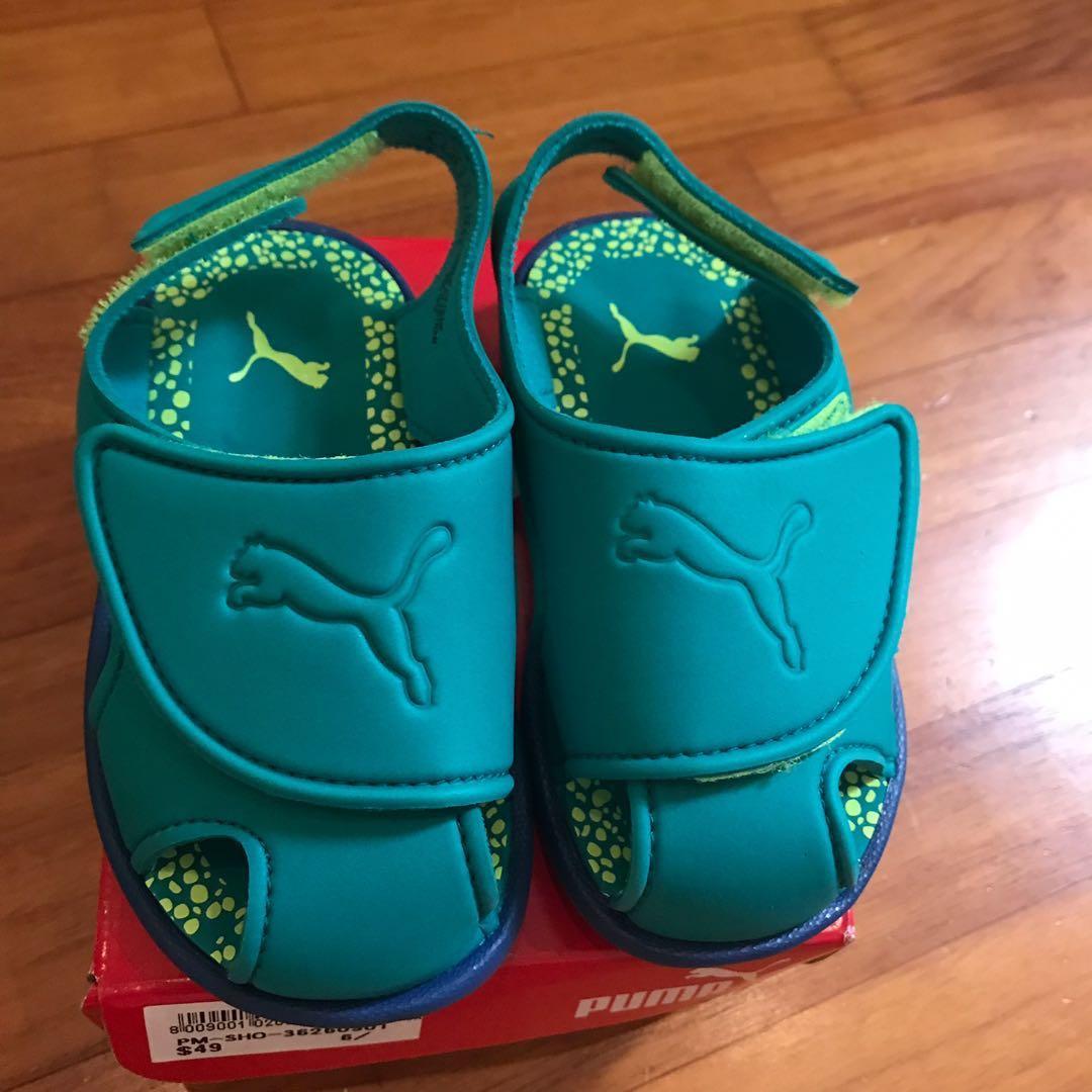 Puma Kids Sandals, Babies \u0026 Kids, Boys