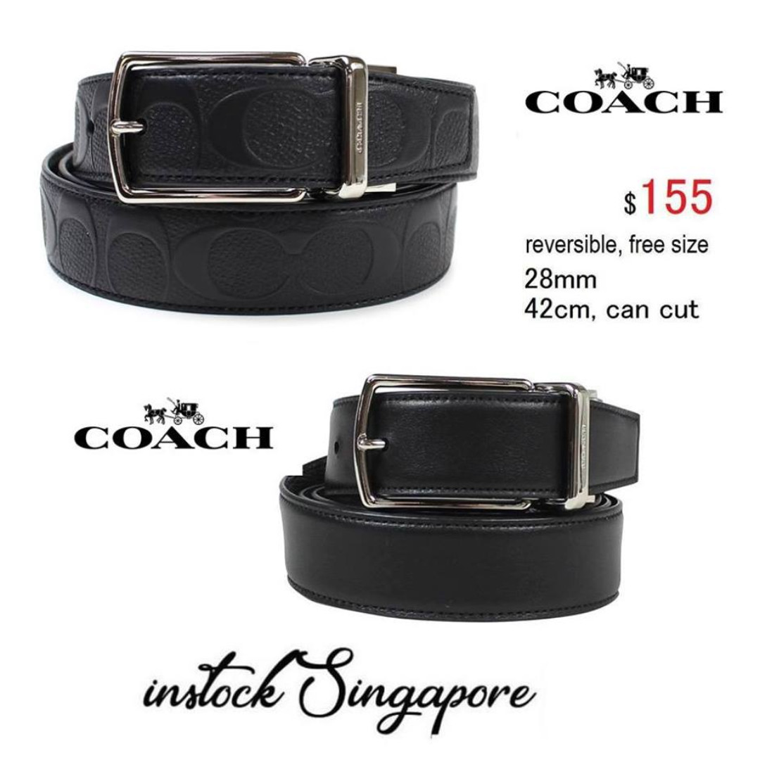 a24a314c4e16 READY STOCK authentic new COACH MODERN HARNESS CUT-TO-SIZE ...