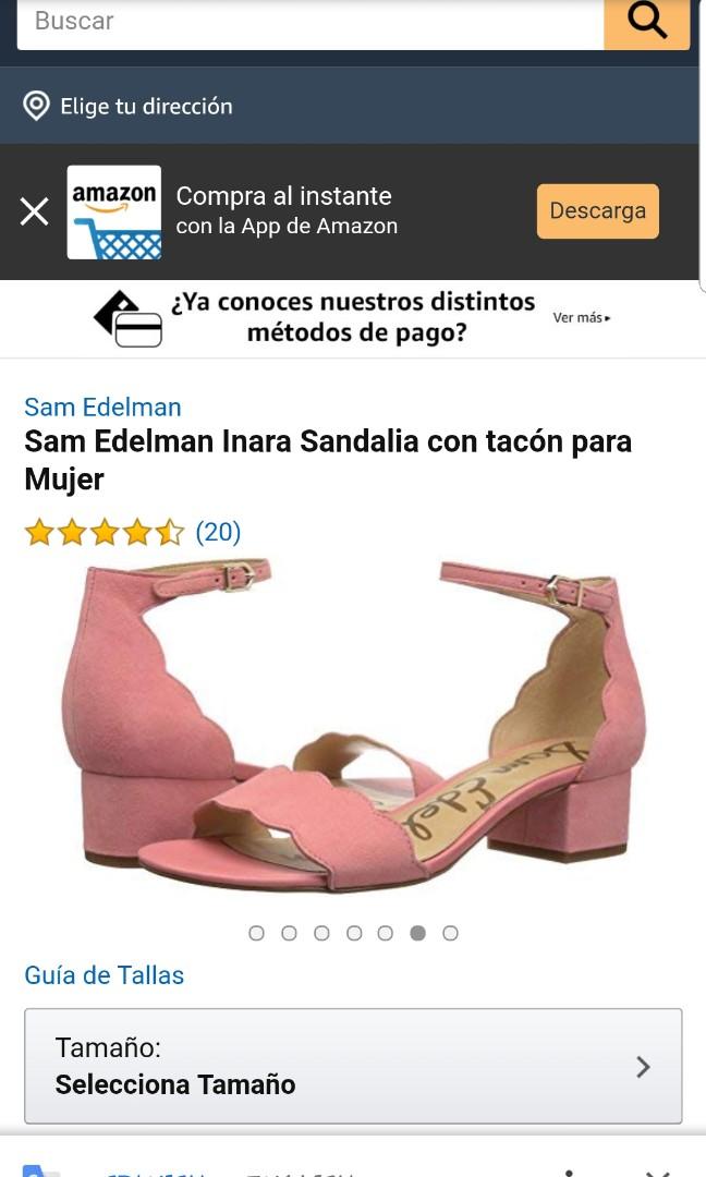306192353 Sam Edelman Scallop Sandals