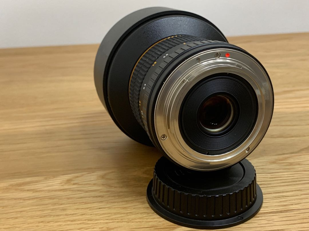 Samyang 14mm F2 8 ED - Ultra Wide Angle Lens (Canon Mount)