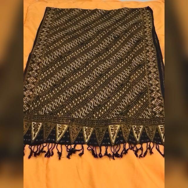 Selendang Batik Paris - ParisA