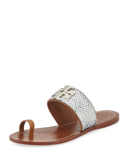7972e67a253 Tory Burch inspired sandals