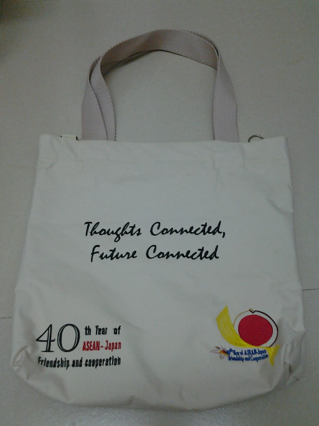 Asean Else FriendshipEverything 40th Bag Tote Year On Carousell Japan 76YfyIvbg