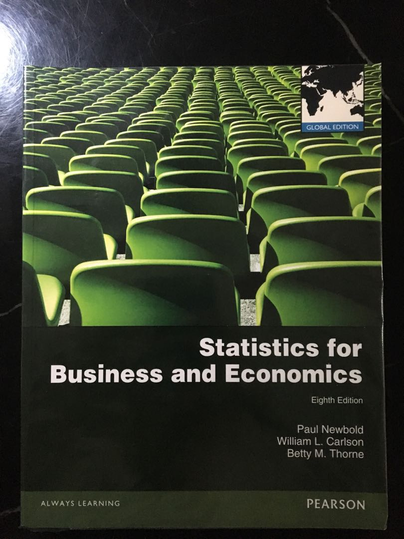 UOL Statistic for Business and Economics