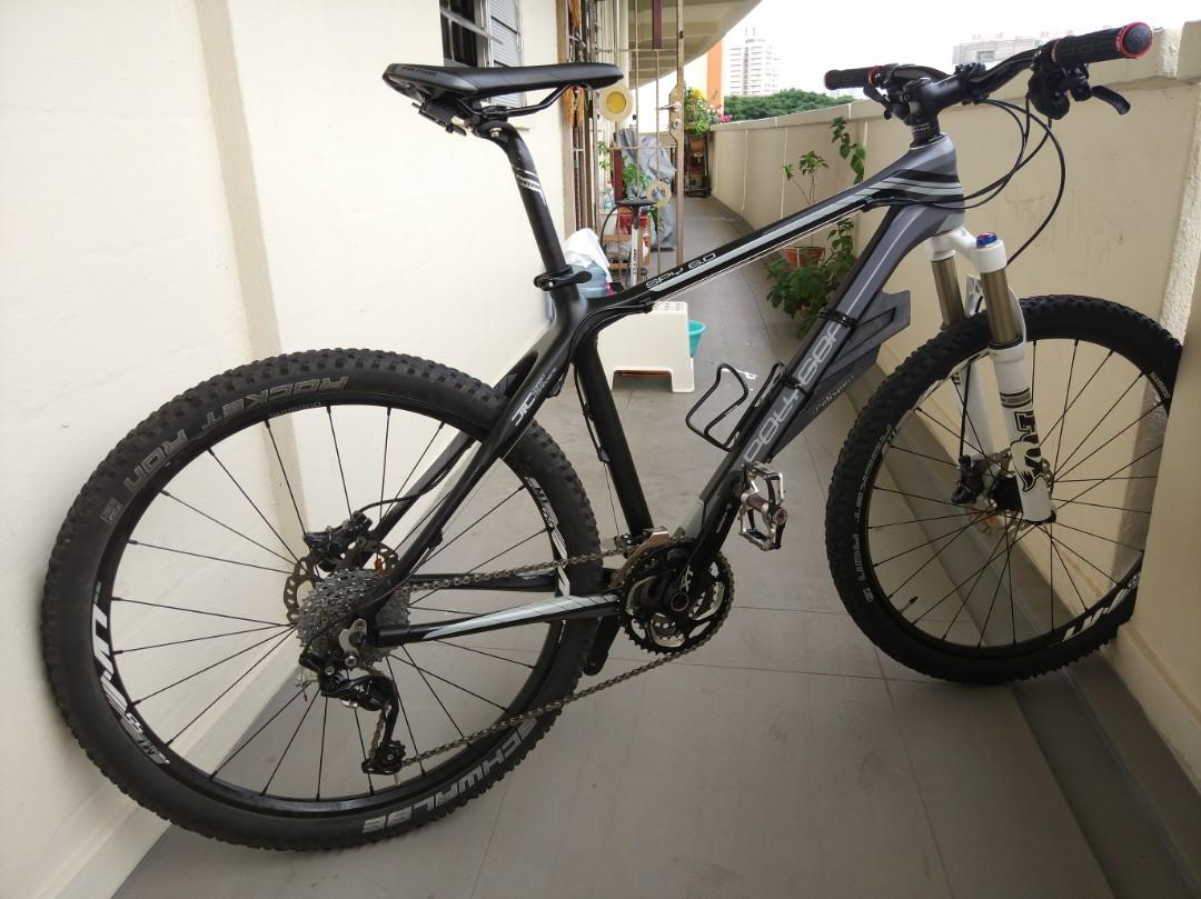 upgraded] Polygon Spy 6 0, Bicycles & PMDs, Bicycles