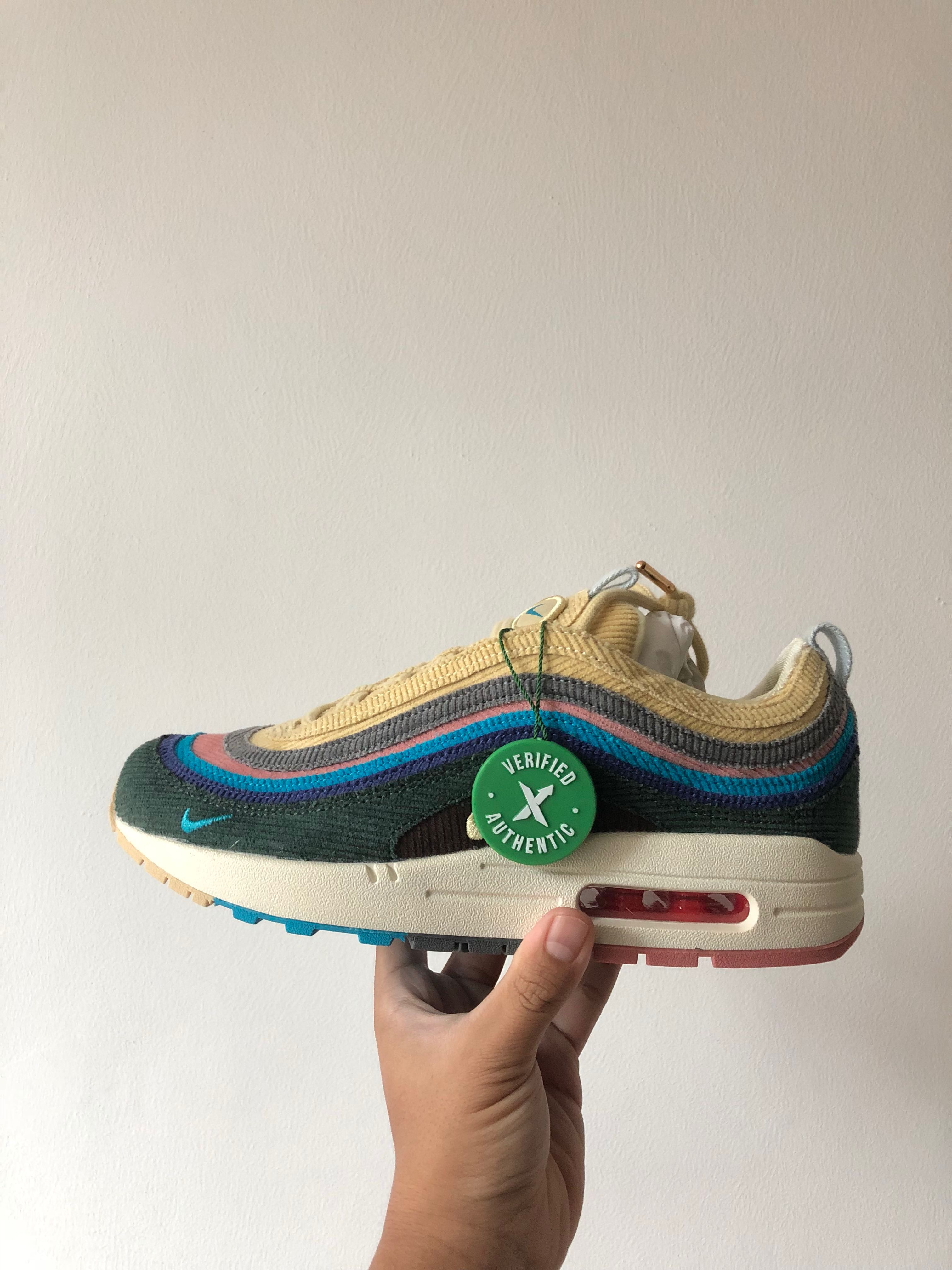 US 7 Nike x Sean Wotherspoon 97 1 95e3e7099