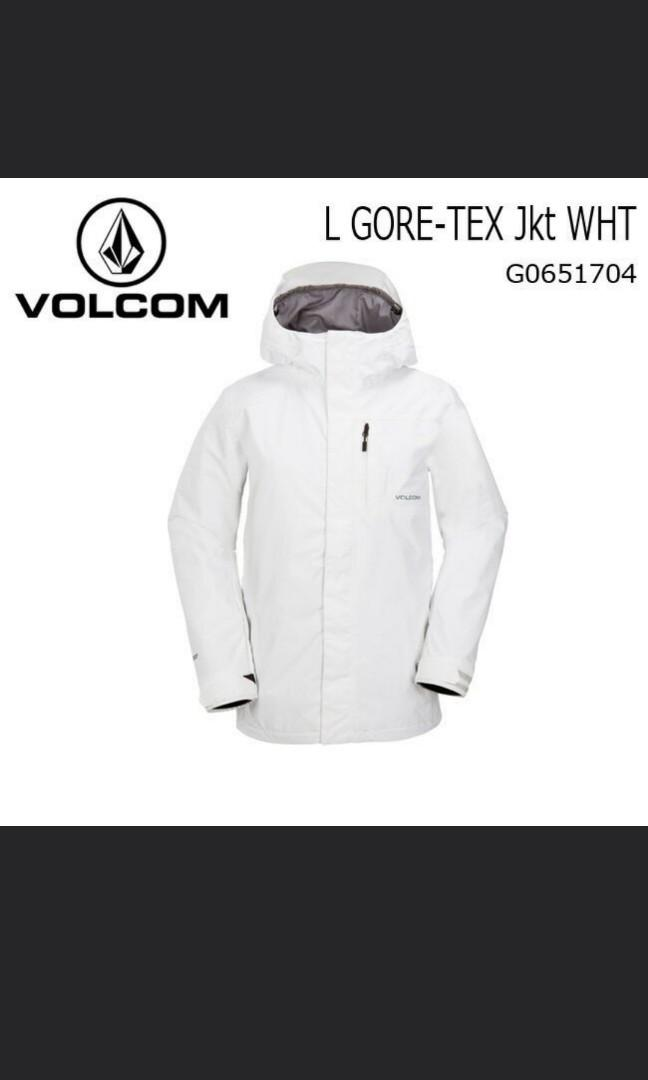 wholesale dealer 4054b d62ba Volcom GORE TEX snowboard jacket, Sports, Sports Apparel on ...