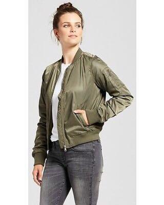 Women's Classic olive Jacket