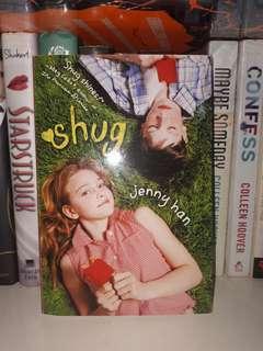 (SIGNED COPY!) Shug by Jenny Han