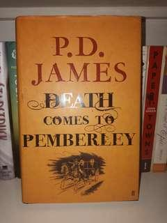 Death Comes to Pemberley by PD James