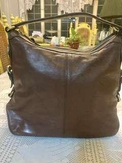 GUCCI Bag genuine leather