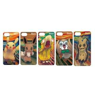 Munch x Pokemon Scream Series iphone case (Pre-Order)
