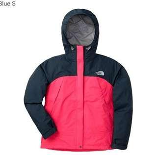Jaket the northface