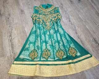 Deepavali Traditional Costume (Girl, Size 22)