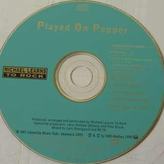 Played on Pepper by Michael Learns To Rock (CD)