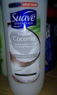 Suave 800ml Shampoo