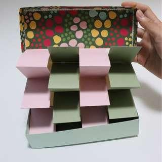 Nature Green Pull Out Photo Box