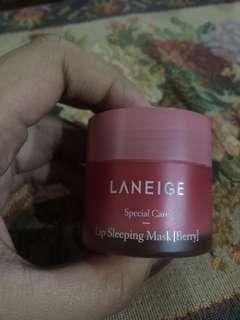 Laneige Lip Sleeping Mask (90%)