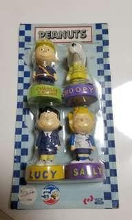 KCR x Snoopy