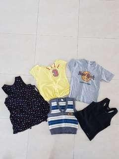 Baby Clothes Age 2 to 3