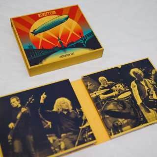 Led Zeppelin: Celebration Day Deluxe