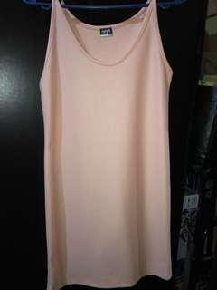 Millennial Pink Cami Dress