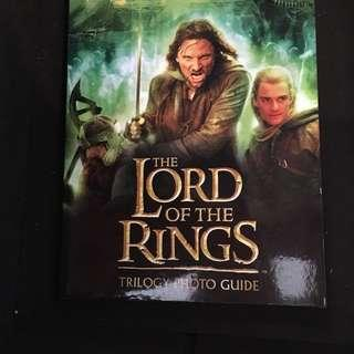 🎉 魔戒官方圖集 The Lord of the Ring