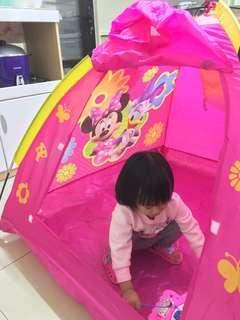 米妮兒童小帳篷(含運)